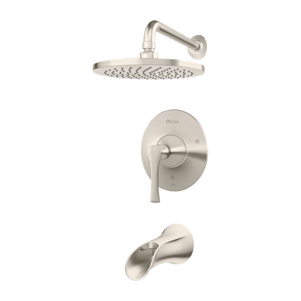 Primary Product Image for Rhen 1-Handle Tub & Shower Trim