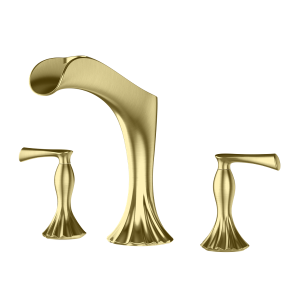 Primary Product Image for Rhen 2-Handle Complete Roman Tub Trim