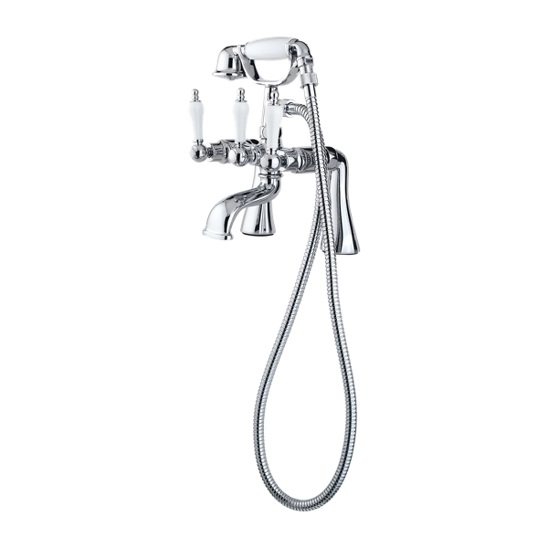 Primary Product Image for Savannah 3-Handle Tub & Shower Faucet