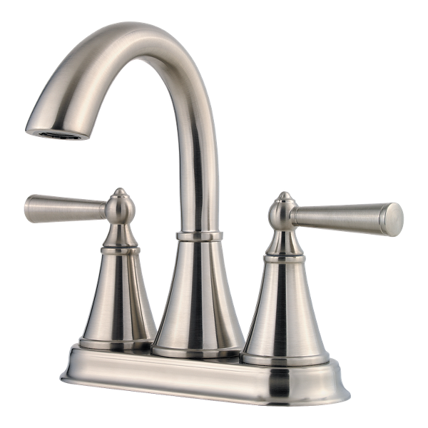 "Primary Product Image for Saxton 2-Handle 4"" Centerset Bathroom Faucet"