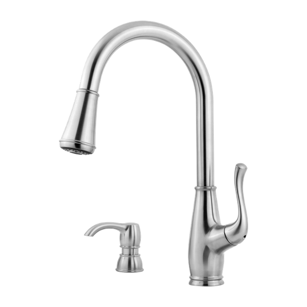 Primary Product Image for Sedgwick 1-Handle Pull-Down Kitchen Faucet