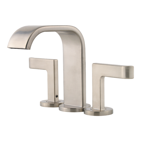 "Primary Product Image for Skye 2-Handle 4"" Mini-Widespread Bathroom Faucet"