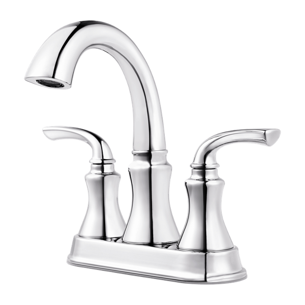 "Primary Product Image for Solita 2-Handle 4"" Centerset Bathroom Faucet"