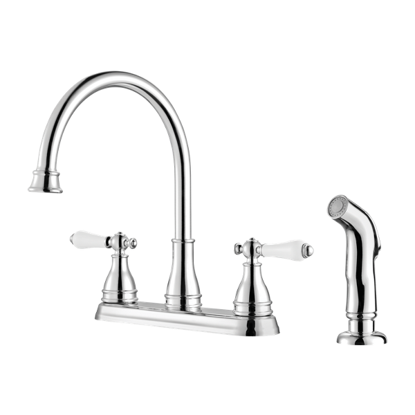 Primary Product Image for Sonterra 2-Handle Kitchen Faucet