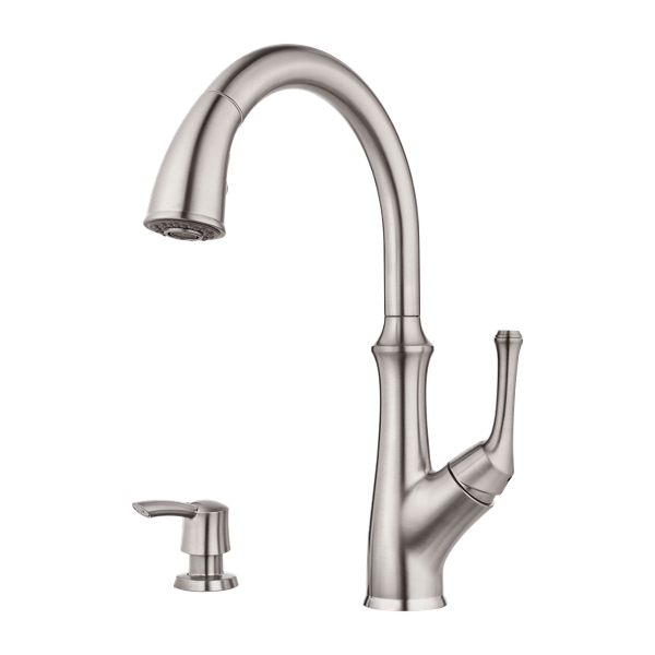 Primary Product Image for Tamera 1-Handle Pull-Down Kitchen Faucet