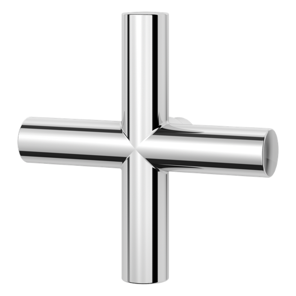 Primary Product Image for Tenet Single Cross Handle for Shower Column