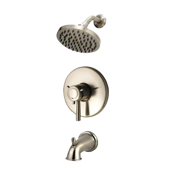 Primary Product Image for Thermostatic Shower Systems 1-Handle Tub & Shower Trim