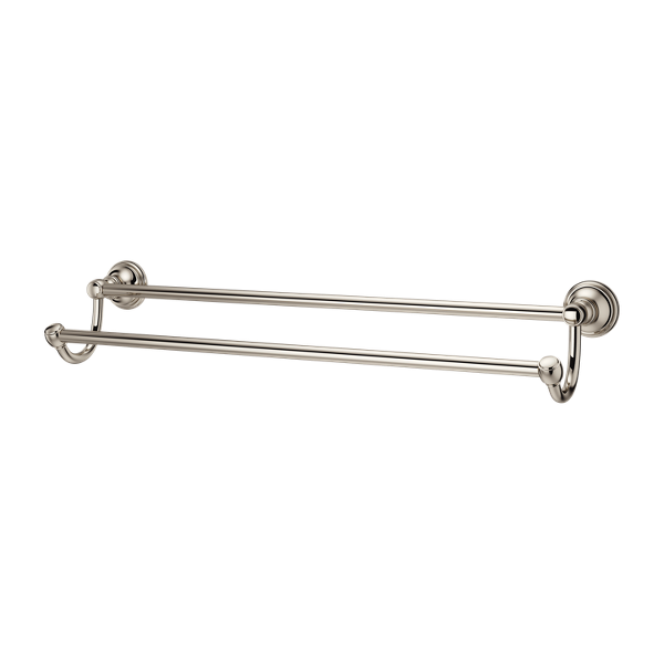"""Primary Product Image for Tisbury 24"""" Double Towel Bar"""