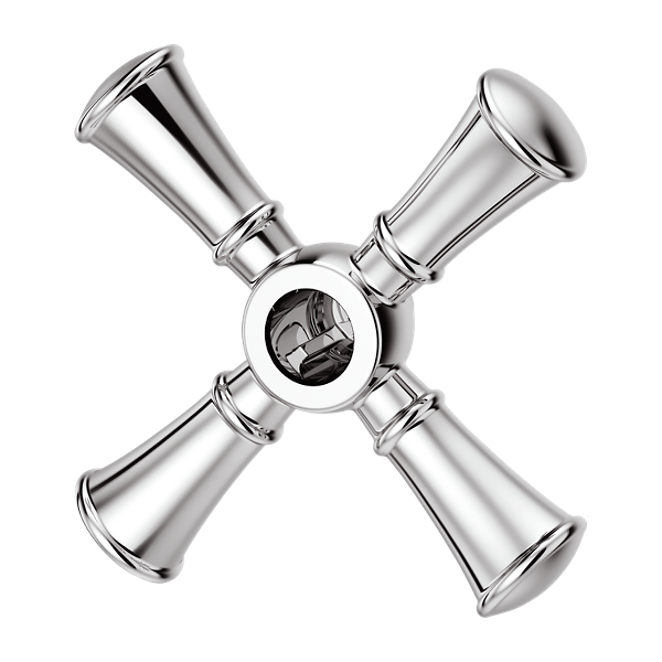 Primary Product Image for Tisbury Single Cross Handle for Slide Bar Kit