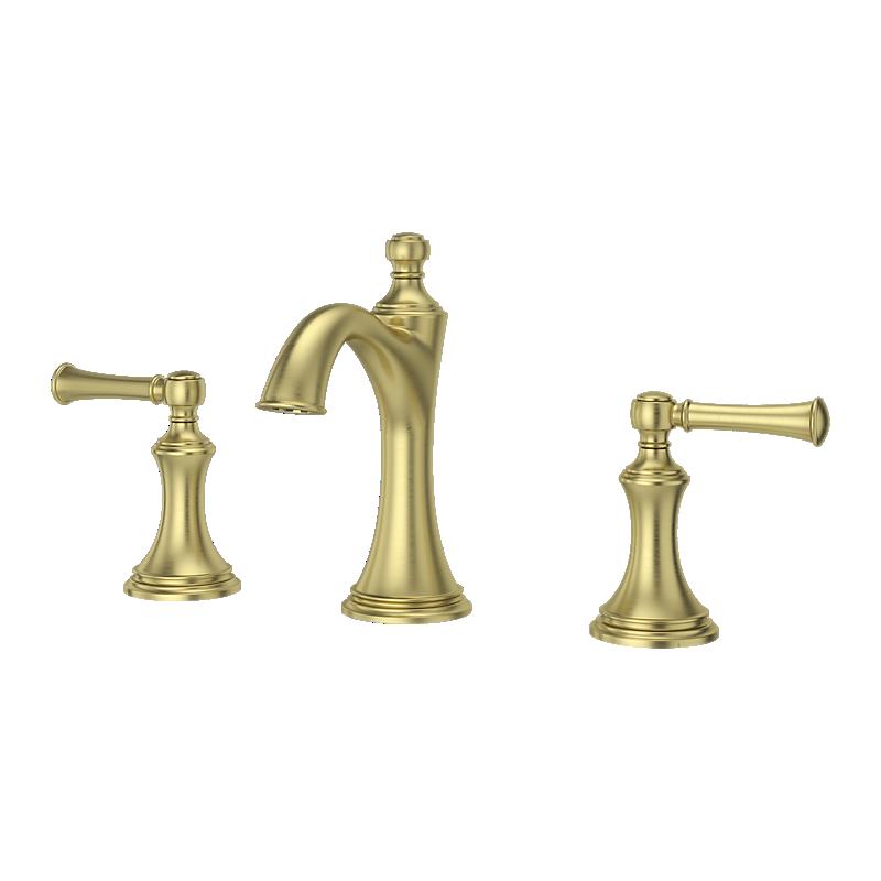 Brushed Gold Tisbury in Brushed Gold