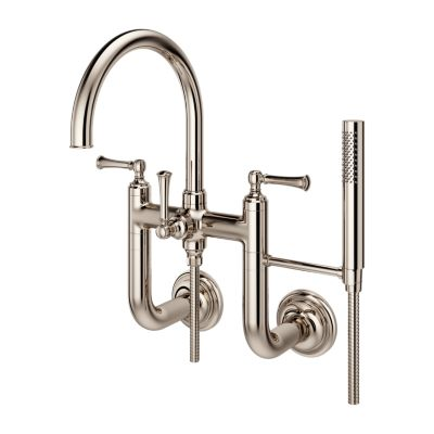 Primary Image for Tisbury - Wall Mount 2-Handle Tub Filler with Hand Shower