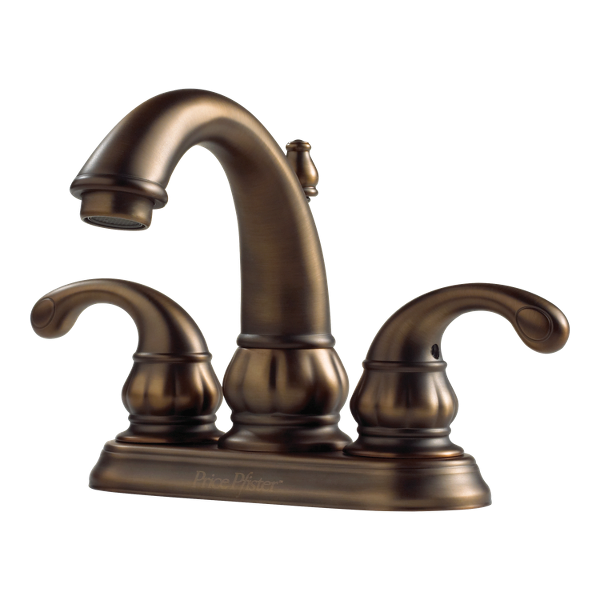 """Primary Product Image for Treviso 2-Handle 4"""" Centerset Bathroom Faucet"""