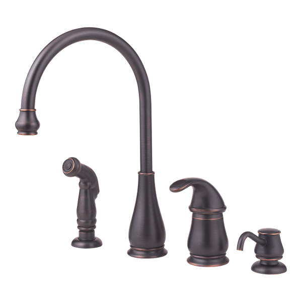 Primary Product Image for Treviso 1-Handle Kitchen Faucet