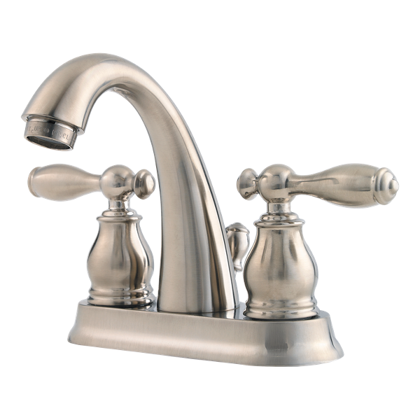 "Primary Product Image for Unison 2-Handle 4"" Centerset Bathroom Faucet"
