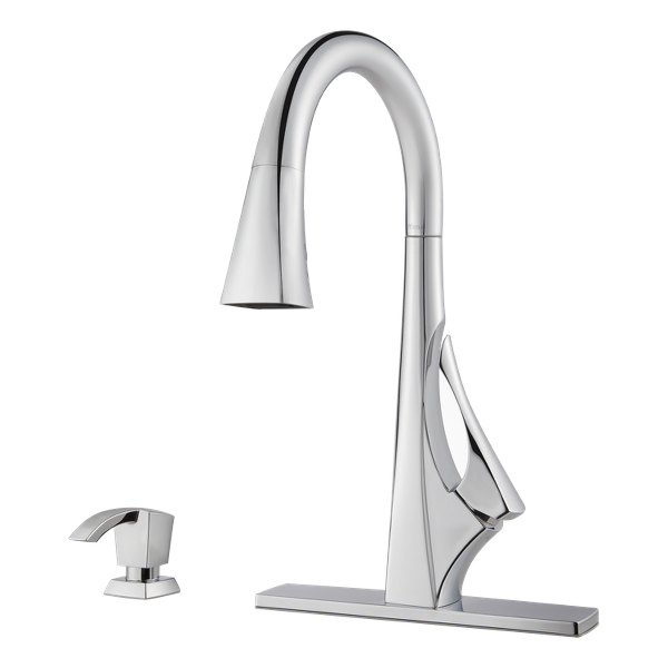 Primary Product Image for Venturi 1-Handle Pull-Down Kitchen Faucet