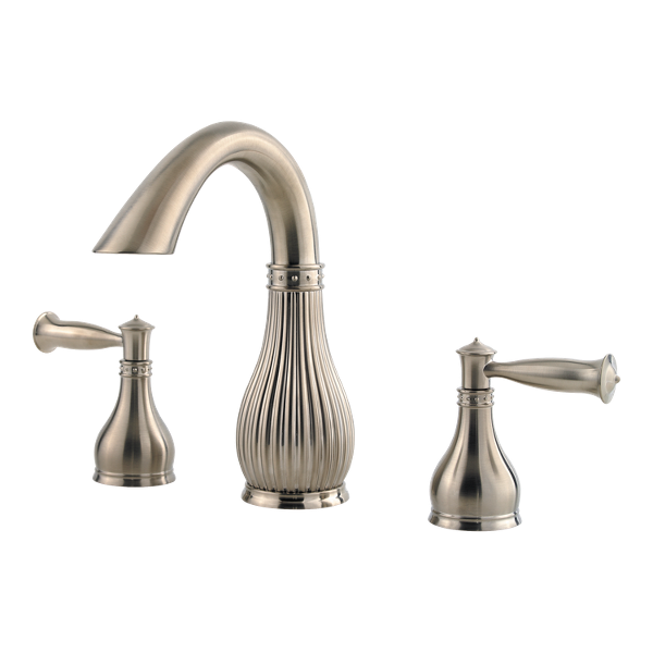 "Primary Product Image for Virtue 2-Handle 8"" Widespread Bathroom Faucet"