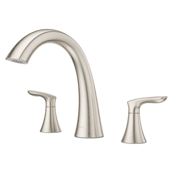 Primary Product Image for Weller 2-Handle Roman Tub Trim