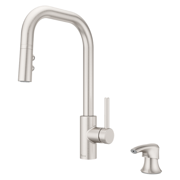 Primary Product Image for Zanna 1-Handle Pull-Down Kitchen Faucet