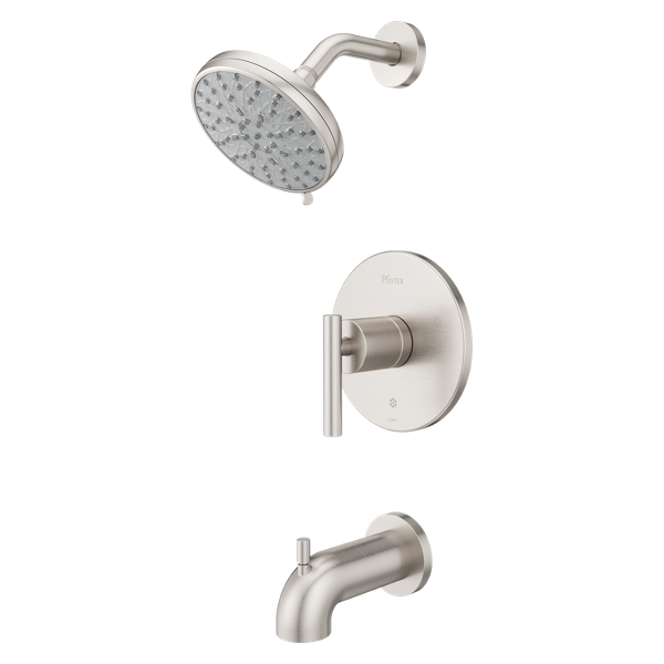 Primary Product Image for Zeelan 1-Handle Tub & Shower Trim